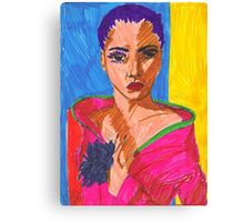Painted Ladies - #13 Canvas Print