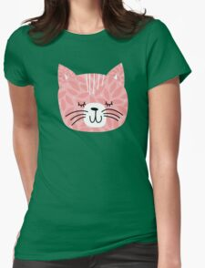 kittens in mittens Womens Fitted T-Shirt