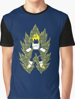 SuperVegeta Graphic T-Shirt