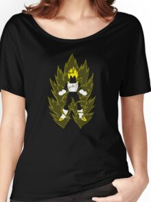 SuperVegeta Women's Relaxed Fit T-Shirt