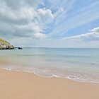 Barafundle Bay by Paula J James