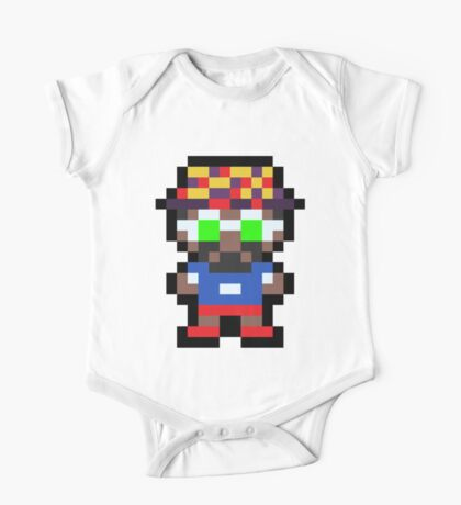 Pixel BD Joe One Piece - Short Sleeve