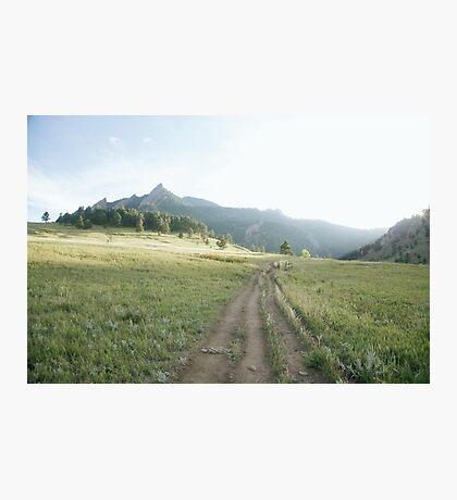 Colorado Valley Photographic Print