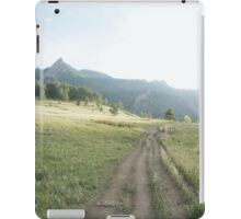 Colorado Valley iPad Case/Skin