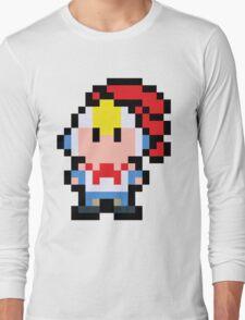 Pixel Billy Hatcher Long Sleeve T-Shirt