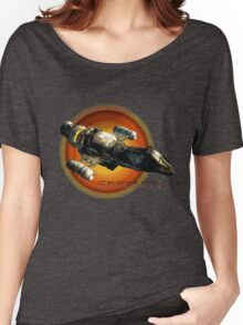Firefly - Serenity Spaceship Women's Relaxed Fit T-Shirt