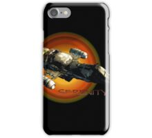 Firefly - Serenity Spaceship iPhone Case/Skin
