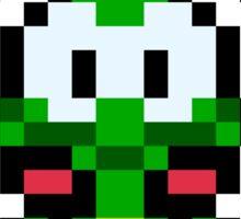 Pixel Bug Sticker