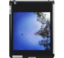 Eagle in Flight iPad Case/Skin