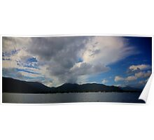 Cairns Harbour Pano Poster