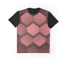 Orthokuben rot Graphic T-Shirt