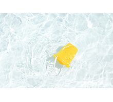 Pool Toys Photographic Print