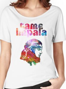 Tame Impala Kevin Parker Women's Relaxed Fit T-Shirt