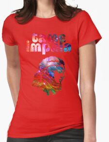 Tame Impala Kevin Parker Womens Fitted T-Shirt