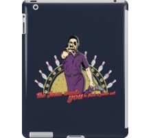The Jesus Has Spoken! iPad Case/Skin