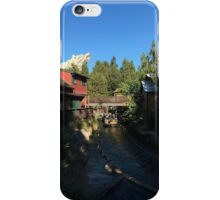 Grizzly water iPhone Case/Skin