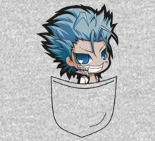 Pouch Grimmjow Jaegerjaquez One Piece - Long Sleeve