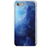 Space background. iPhone Case/Skin