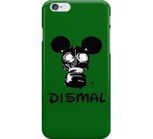 DISMAL iPhone Case/Skin