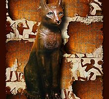 """In the Catacombs of Bastet"" by Skye Ryan-Evans"