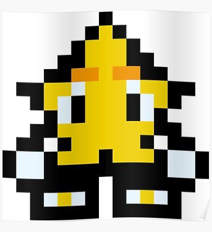 Pixel Ristar Poster