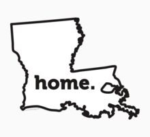 Louisiana. Home. by Carolina Swagger