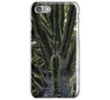 Moss Covered Tree Limbs iPhone Case/Skin