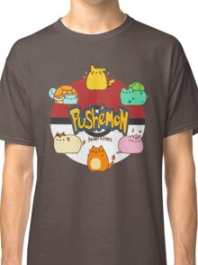 Pushemon Classic T-Shirt