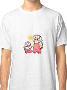 Pocket Monster Fanart Cute Pink Girl Cosplay Classic T-Shirt