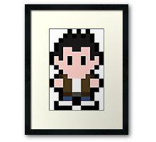 Pixel Ryo Hazuki Framed Print