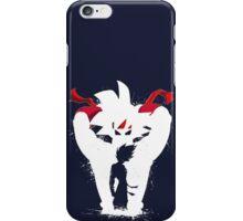 Bardock-Goku iPhone Case/Skin