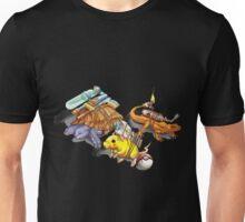 Real Pocket Monsters Unisex T-Shirt