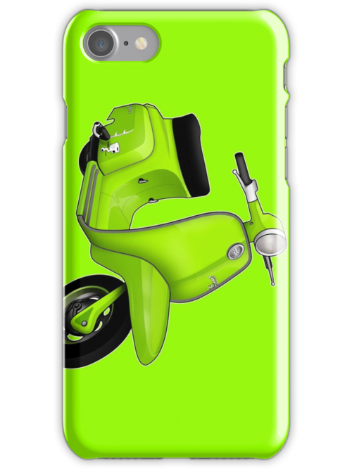 J50 Deluxe Scooter Design by Anthony Armstrong