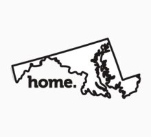 Maryland. Home. by Carolina Swagger