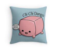 Mochi! Mochi!  Throw Pillow