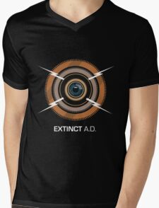 Watchful Eye - Extinct A.D. collection Mens V-Neck T-Shirt
