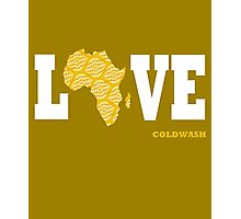 AFRICA LOVE Photographic Print
