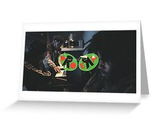 Pro Era- STEEZ and Joey Greeting Card