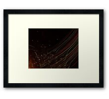 Fire wire 2 Framed Print