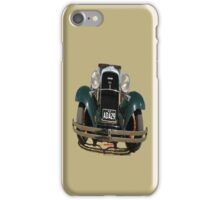 Dodge Six Car iPhone Case/Skin