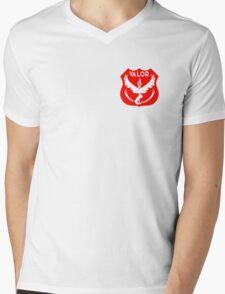Team Valor - Pokemon Go - Territorial Badge Mens V-Neck T-Shirt