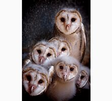 Barn Owls Unisex T-Shirt