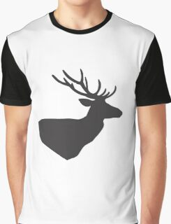 Hirsch Graphic T-Shirt