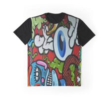 STREET ART Graphic T-Shirt