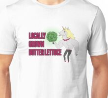 Locally Grown Butter Lettuce Unisex T-Shirt