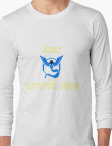 Join The Mystic Side Long Sleeve T-Shirt