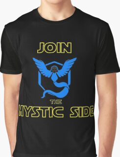 Join The Mystic Side Graphic T-Shirt
