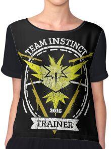 Team Instinct Chiffon Top