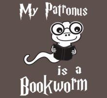 My Patronus Is A Bookworm One Piece - Short Sleeve