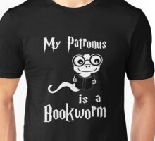 My Patronus Is A Bookworm Unisex T-Shirt